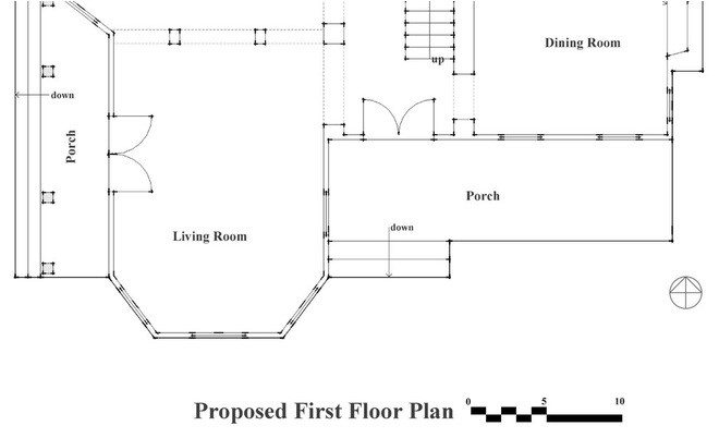 How to read a floor plan ferrara buist companies for How to read a floor plan